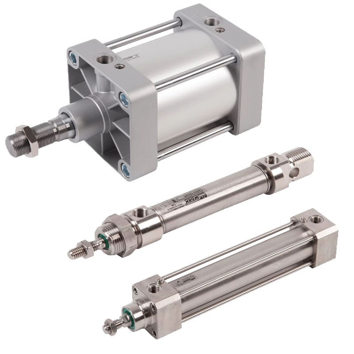 Pneumatic Cylinders and Accessories