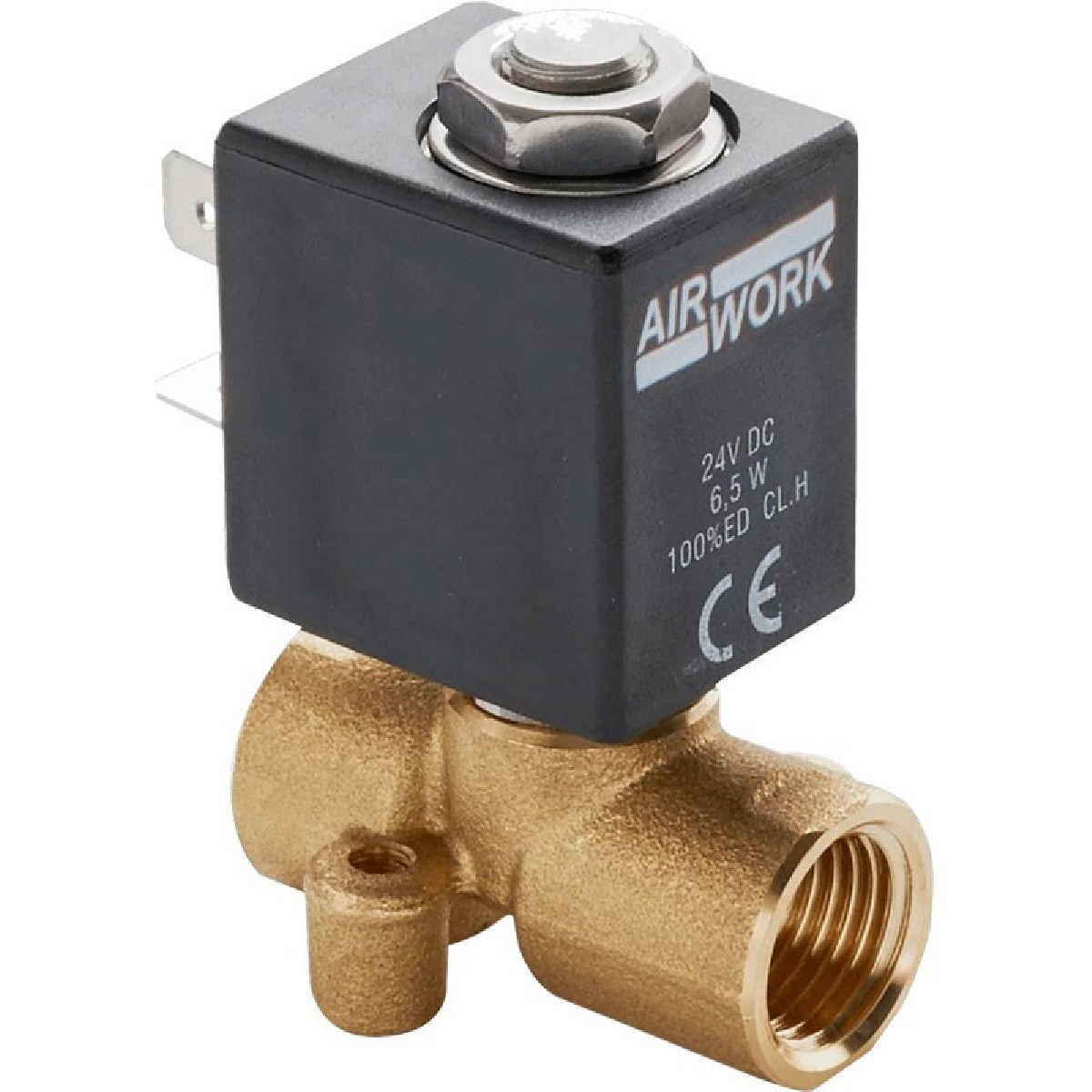 Davair Pneumatic Valves - Direct Acting Solenoid Valves