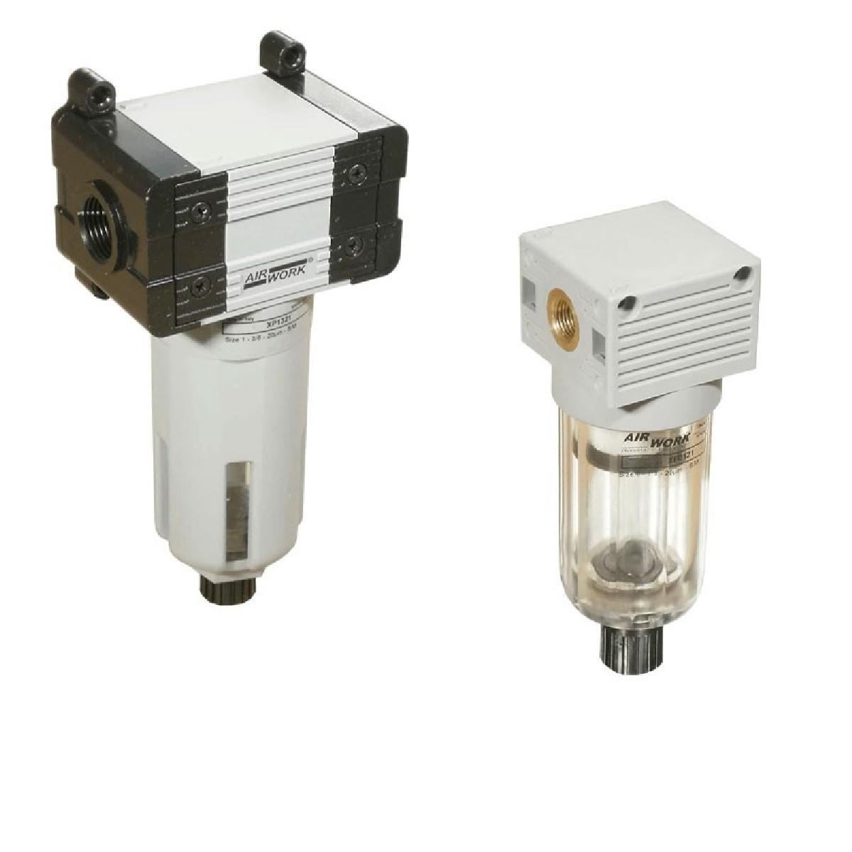 Davair Air treatment - pneumatic filters