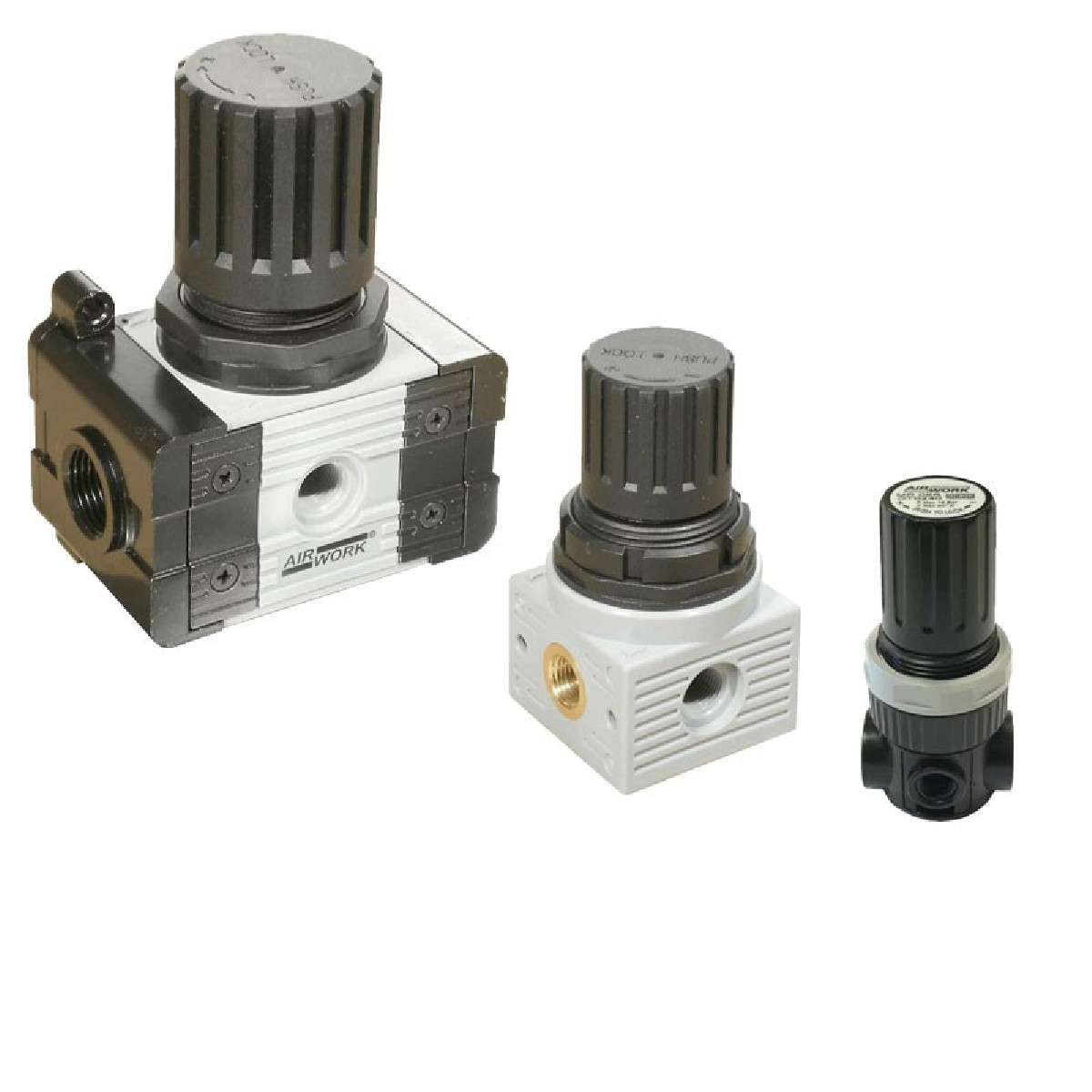 Davair Air treatment - pneumatic regulators