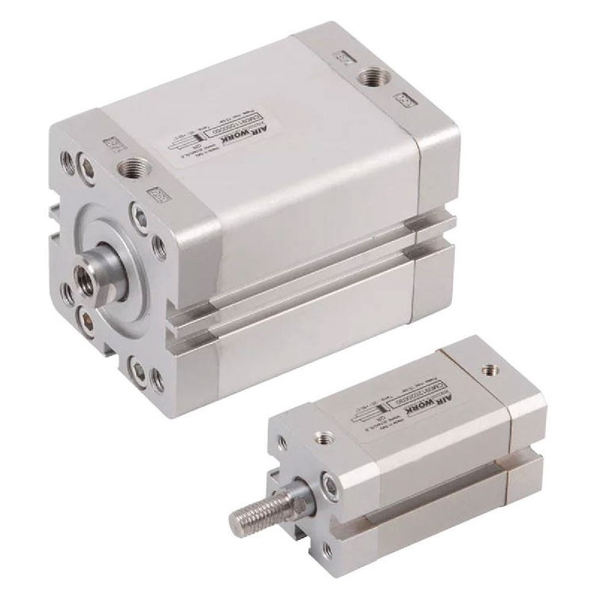 Pneumatic Cylinders and Accessories - CM Compact ISO 21287 Cylinders