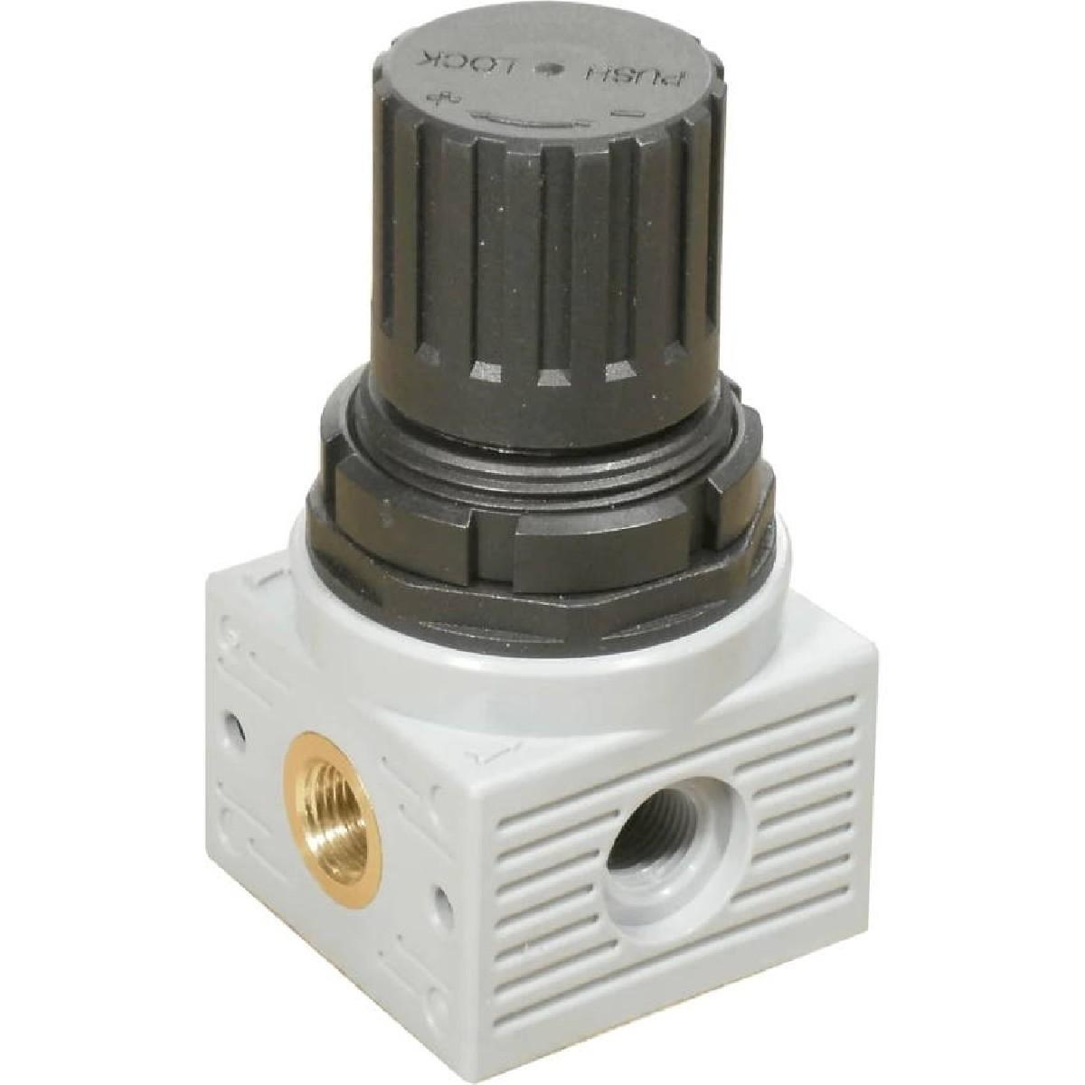 Pressure Regulator in compact design for water applications