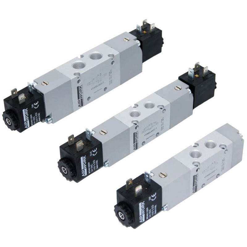Solenoid Valves, VY Series